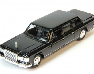 ЗИЛ 115 Правительственный лимузин, черный + световые и звуковые эффекты