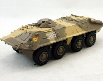 БТР-70, Русские танки 83