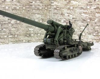 БР-2 - пушка 152-мм (со следами эксплуатации)
