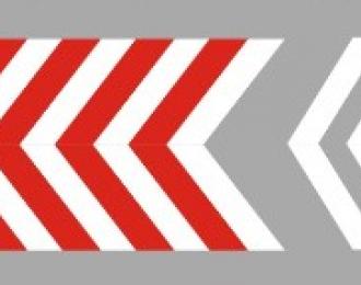 Декали Обозначения габаритов, 115 х 35 мм
