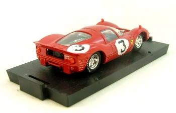 FERRARI 330-P4 (1967), red