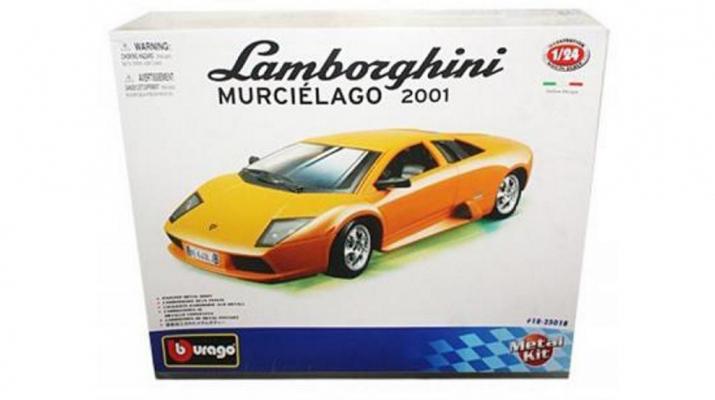Сборная модель LAMBORGHINI Murcielago 2001