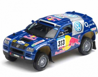 VOLKSWAGEN Race Touareg Paris-Dakar 313 (J.Kankkunen - J.Repo 2005)