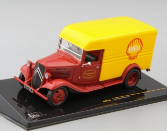 (Уценка!) CITROEN TYPE 23 1500kg Shell (1938), red / yellow