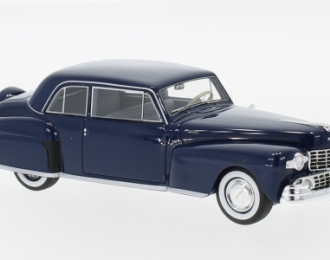LINCOLN Continental V12 Coupe 1948 Blue