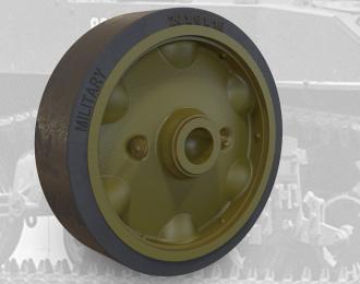 Набор дополнений штампованные колесные диски комплект B для Легкого танка США M5A1 / M8 HMC