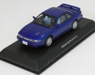 NISSAN SILVIA (S13) Ks 1988 VELVET BLUE