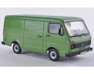 VOLKSWAGEN LT28 box van, green