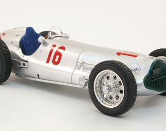 MERCEDES-BENZ W154 GP Germany №16 Seaman 1938, silver