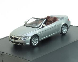 BMW 6er Cabrio E64 (2004), perlit met.