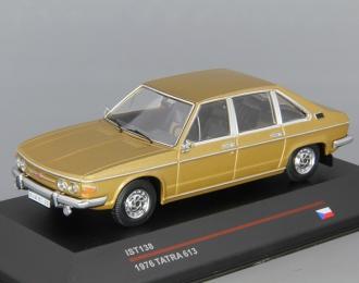 TATRA 613 (1976), champagne metallic