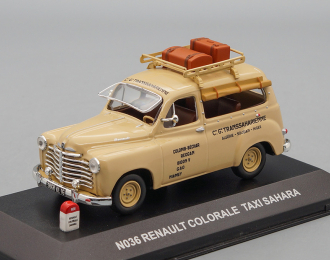 RENAULT Colorale Taxi Sahara, beige