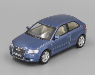 AUDI A3, blue