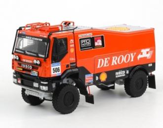 IVECO Dakar Pep Vila Roca 506, Premium Line 1:50, красный
