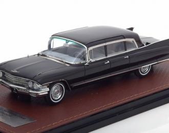 CADILLAC Fleetwood 75 Limousine 1962 Black