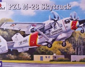 Сборная модель Польский противолодочный самолет Pzl M-28 Skytruck