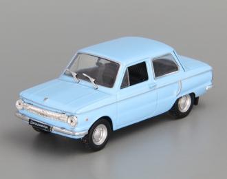 (Уценка!) ЗАЗ 966 Запорожец, Автолегенды СССР 36, голубой