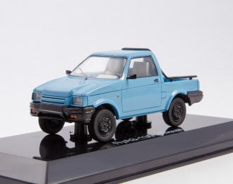ЛуАЗ-1301 пикап, голубой