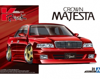 Сборная модель Toyota Crown Majesta K-Break '91