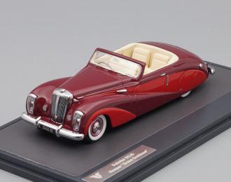 """Daimler DE36 Hooper """"Green Goddess"""" 1953"""