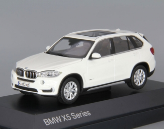 BMW X5 F15 (2014), alpine white