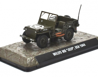 JEEP Willys MB USA (1944), green