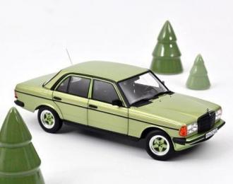 MERCEDES-BENZ 200 AMG (W123) 1984 Silver Green Metallic