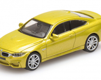 BMW M4 2015 YELLOW
