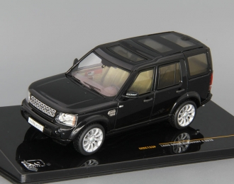 LAND ROVER Discovery 4 (2010), black