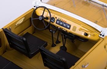 УАЗ-469 (31512) открытый, бежевый