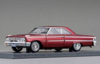 1963 Mustang Red