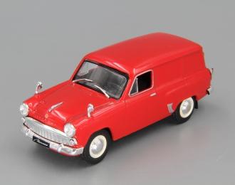 (Уценка!) МОСКВИЧ 430, Автолегенды СССР 107, красный