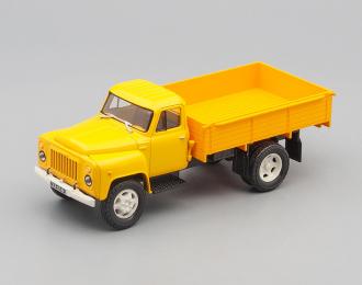 Горький 52-84 Автоэкспорт бортовой, желтый