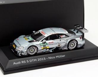 AUDI RS 5 DTM #51 DTM 2015 Nico Müller