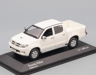 TOYOTA Hilux (2006), white