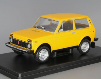 ВАЗ-2121, Легендарные советские автомобили 5, желтый