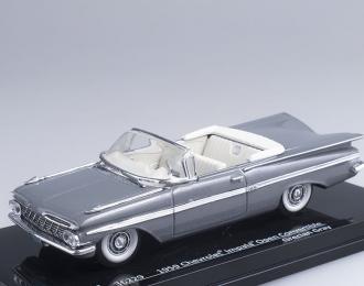 CHEVROLET Impala Open Convertible (1959), grecian grey