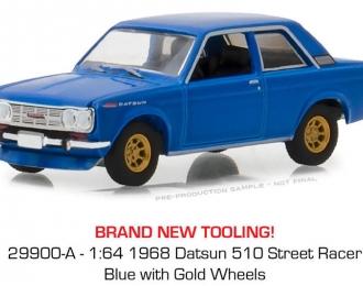 DATSUN 510 Street Racer 1968 Blue