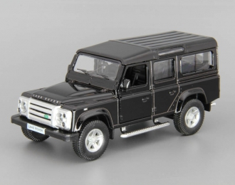 LAND ROVER Defender 5-doors, black