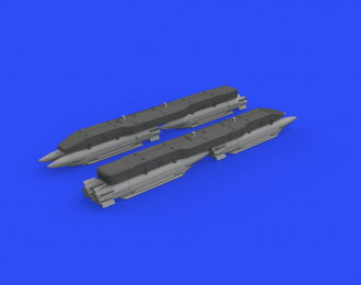 Дополнение к модели GBU-39 w/ BRU-61