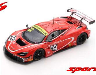 McLaren 720S GT3 #22 Balfe Motorsport British GT Championship 2019 S. Balfe - R. Bell