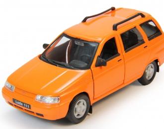 ВАЗ 2111 / LADA 111 Гражданская, оранжевый