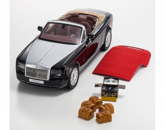 Rolls-Royce Phantom Drophead Coupe Series II (diamond black)
