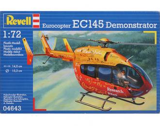 Сборная модель Вертолет Eurocopter EC-145 Demonstrator (Еврокоптер)