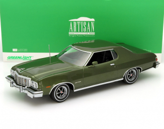 FORD Gran Torino 1976 Metallic Dark Green