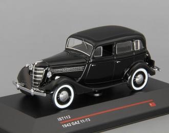 Горький 11-73 (1942), черный