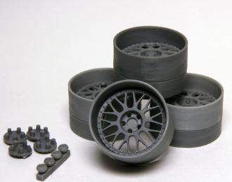 Комплект дисков WORK MEISTER M1 3PIECE 18 дюймов