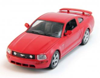 FORD Mustang GТ, Суперкары 28, red