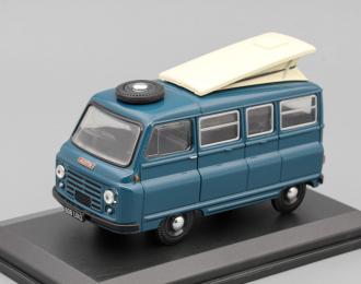 AUSTIN J2 Camper 1960, Blue