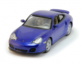 PORSCHE 911 Turbo (2000), dark blue
